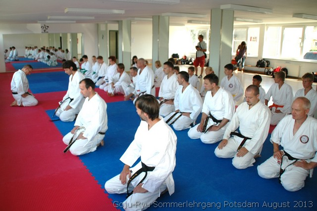 Karate Breitensportlehrgang